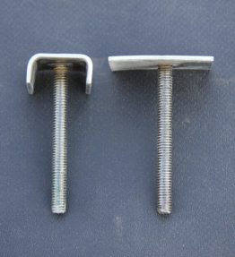 Rigger Bolts - square thread base