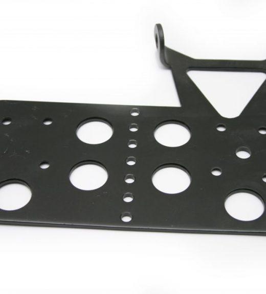 Footsteering Shoe Plate